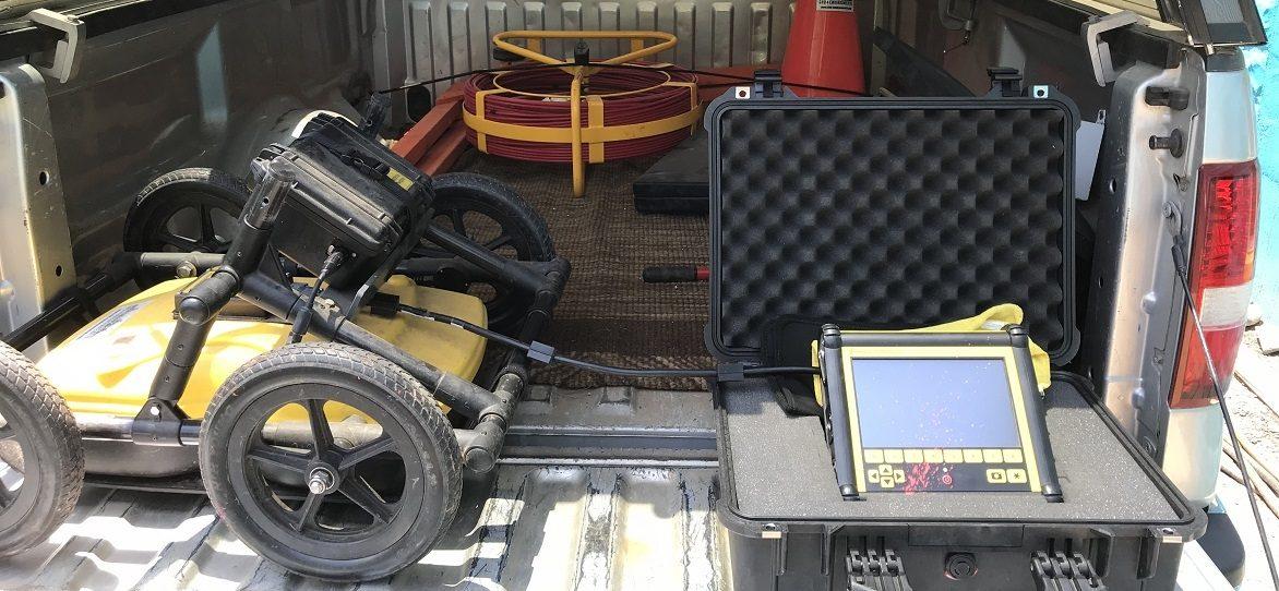 GPR equipment